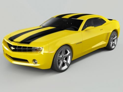 Camaro Car Models