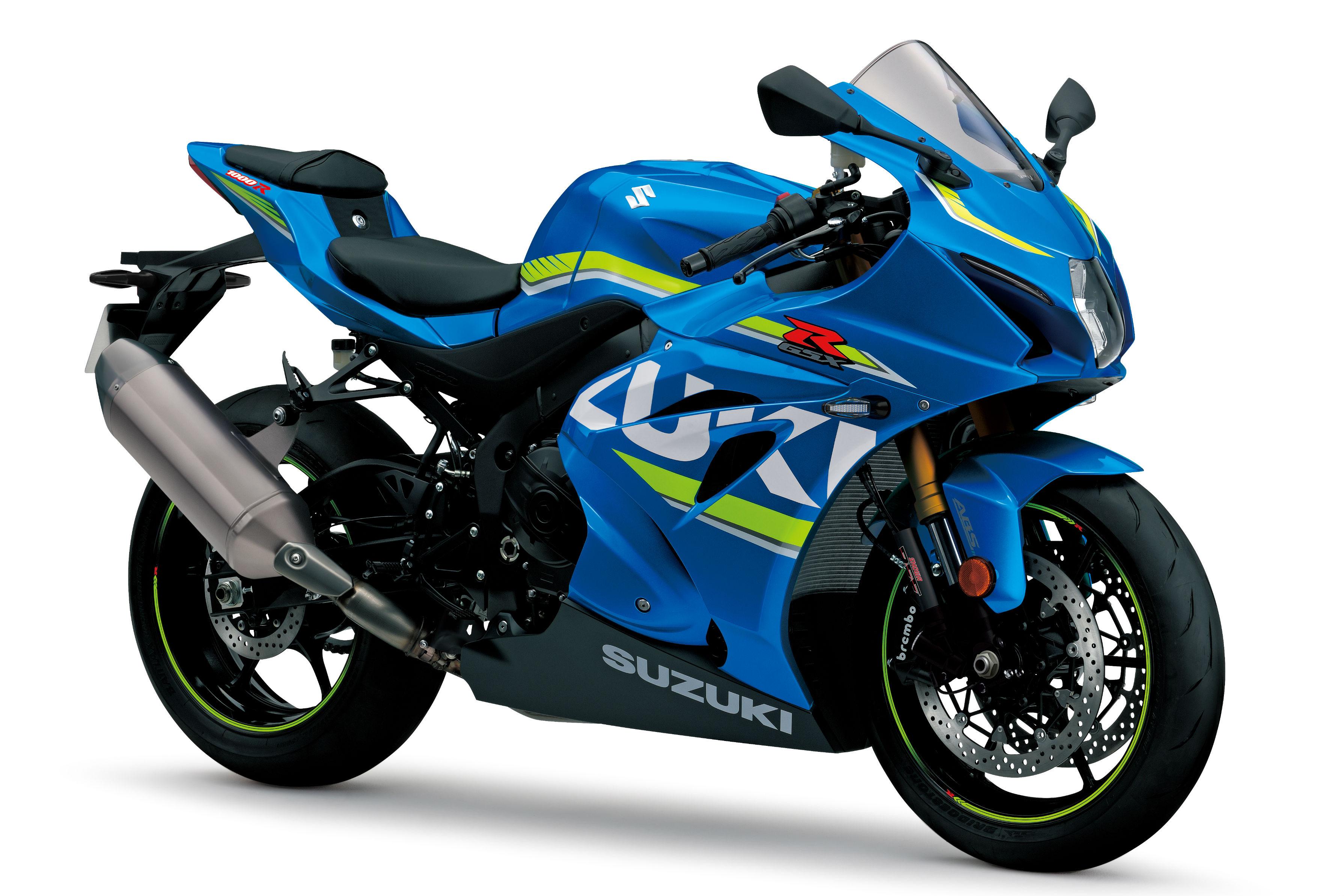 Мотоциклы Suzuki - обзор модельного ряда (цены, фото и ...