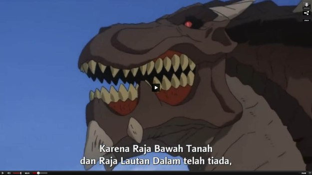 13 episode subtitle indonesia punch man Streaming one
