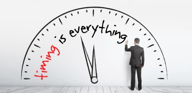 Timing yang tepat untuk update publish artikel blog